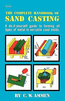 The Complete Handbook of Sand Casting, Ammen, C., Very Good Book