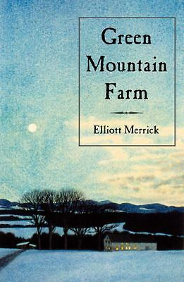 Green Mountain Farm, Elliott Merrick, Good Book