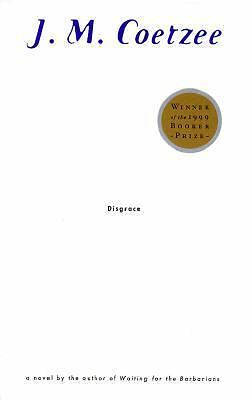 Disgrace - J. M. Coetzee - Acceptable Condition