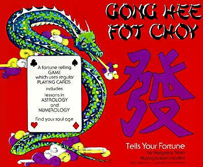 Gong Hee Fot Choy Tells Your Fortune, Margarete Ward, Good Book