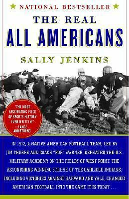 The Real All Americans - Jenkins, Sally - Good Condition