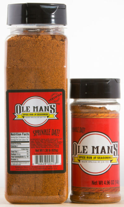 Ole Man's Holiday Spice Bundle Original Blend - Reduced for Fall Season