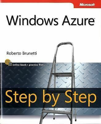 Windows Azure Step by Step (Step by Step Developer), Brunetti, Roberto, Good Boo