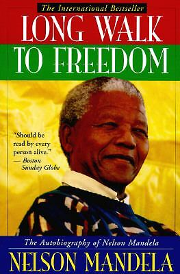 Long Walk to Freedom: The Autobiography of Nelson Mandela - Nelson Mandela - Acc