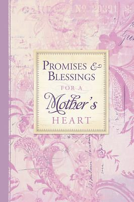 Promises & Blessings for a Mother's Heart: Pocket Inspirations, Ellie Claire, Ex