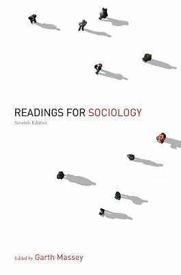 Readings for Sociology, 7th Edition, , Good Book