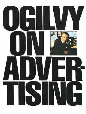Ogilvy on Advertising - Ogilvy, David - Good Condition