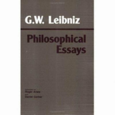 Philosophical Essays - G. W. Leibniz - Good Condition