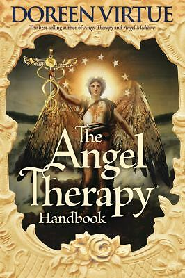 The Angel Therapy Handbook - Virtue, Doreen - New Condition