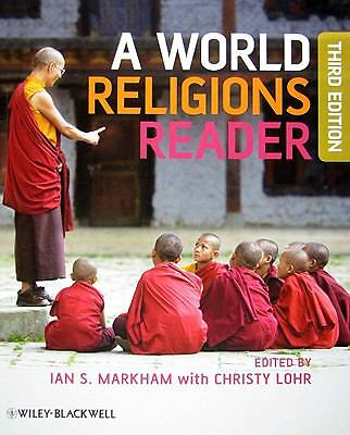 A World Religions Reader -  - Good Condition