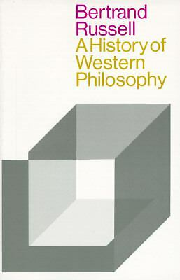A History of Western Philosophy - Bertrand Russell - Good Condition