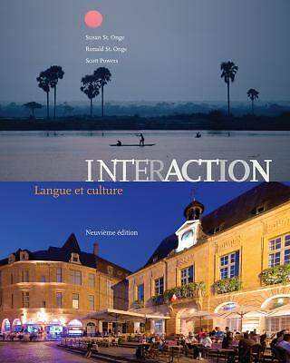 Interaction: Langue et culture, Powers, Scott, St. Onge, Ronald, St. Onge, Susan