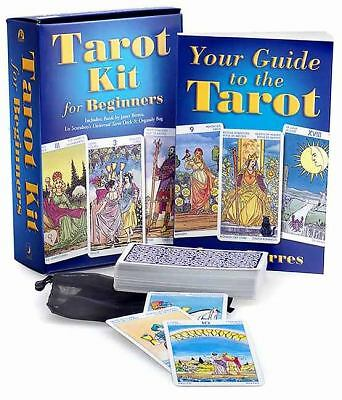 Tarot Cards Kit for Beginners - Includes Tarot Deck and Book