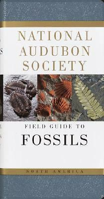 National Audubon Society Field Guide to North American Fossils - Ida Thompson -