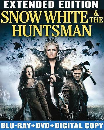 Snow White & the Huntsman - Extended Edition (Blu-ray + DVD + Digital Copy + Ult