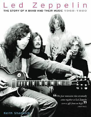 Led Zeppelin: 1968-1980, Led Zeppelin, Shadwick, Keith, Good Book