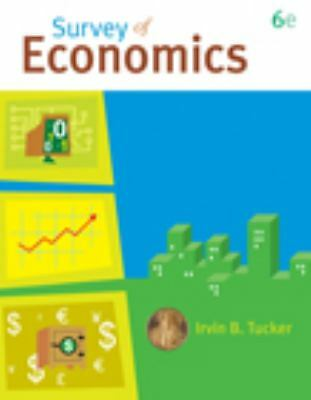 Survey of Economics, Tucker, Irvin B., Acceptable Book