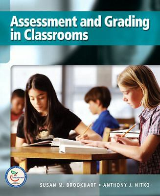 Assessment and Grading in Classrooms, Nitko, Anthony J., Brookhart, Susan M., Go