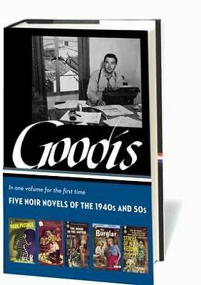 David Goodis: Five Noir Novels of the 1940s and 50s (Library of America), David