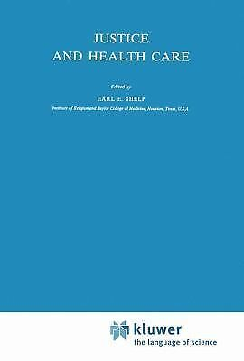 Justice and Health Care (Philosophy and Medicine), , Good Book