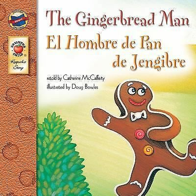 The Gingerbread Man, Grades PK - 3: El Hombre de Pan de Jengibre (Keepsake Stori