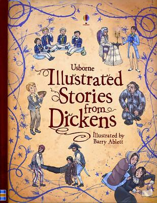 Usborne Illustrated Stories from Dickens -  - Very Good Condition