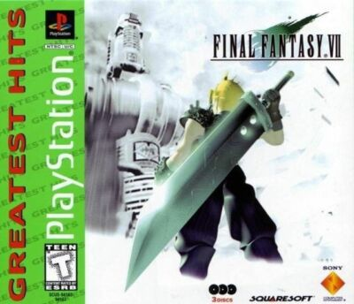 Final Fantasy VII, Good Playstation Video Games