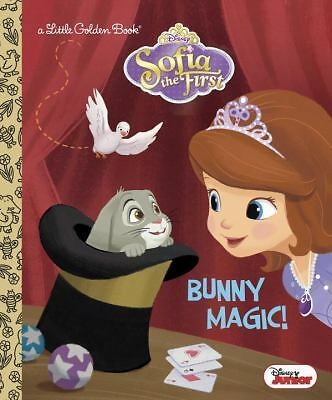 Bunny Magic! (Disney Junior: Sofia the First) (Little Golden Book) - Posner-Sanc