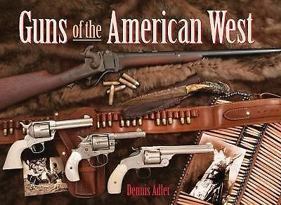 Guns of the American West, Adler, Dennis, Good Book
