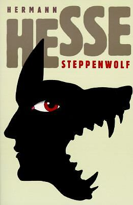 Steppenwolf: A Novel, Hermann Hesse, Acceptable Book
