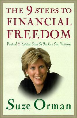 The 9 Steps to Financial Freedom, Suze Orman, Good Book