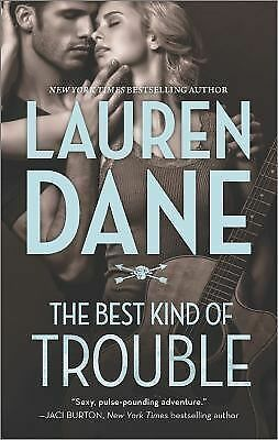 The Best Kind of Trouble (Hqn), Dane, Lauren, Good Book