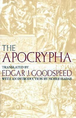 The Apocrypha by