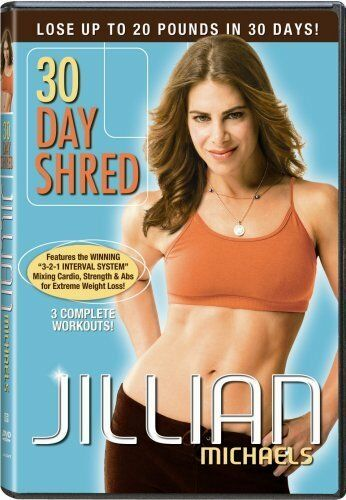Jillian Michaels - 30 Day Shred by Jillian Michaels