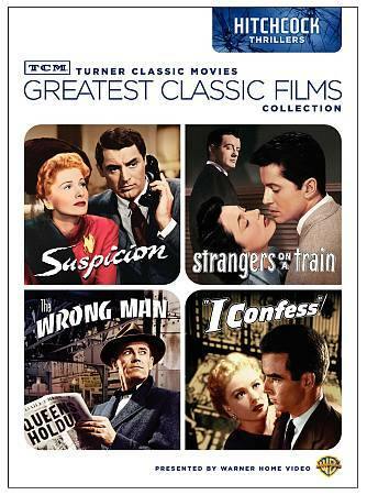 TCM Greatest Classic Films Collection: Hitchcock Thrillers (Suspicion / Stranger
