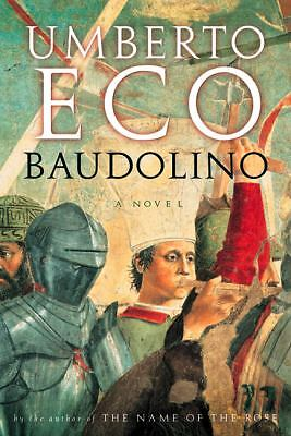 Baudolino - Eco, Umberto - New Condition
