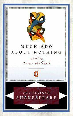 Much Ado about Nothing by William Shakespeare (1999, Paperback, Revised)