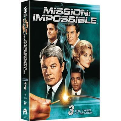 Mission: Impossible - The Third TV Season, Good DVD, ,