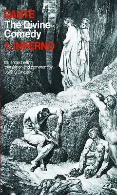 Inferno: The Divine Comedy, Volume 1 (Galaxy Books) - Dante Alighieri - Good Con