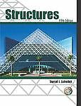 Structures, Fifth Edition, Daniel Lewis Schodek, Very Good Book