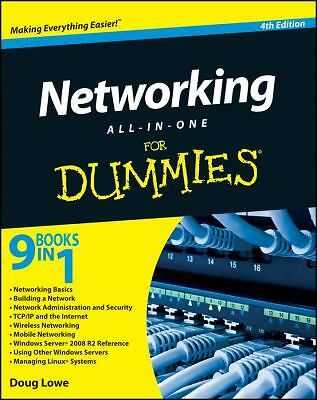 Networking All-in-One For Dummies, Lowe, Good Book