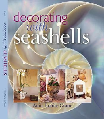 Decorating with Seashells, Crane, Anita Louise, Acceptable Book