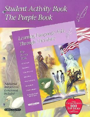 Student Activity Book - The Purple Book (Learning Language Arts Through Literat