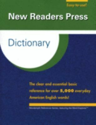 New Readers Press Dictionary -  - Good Condition