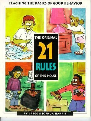 The Original 21 Rules of This House by Harris, Gregg, Harris, Josh
