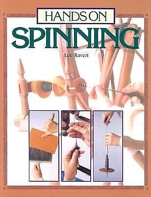 Hands on Spinning by Lee Raven (1987, Paperback)