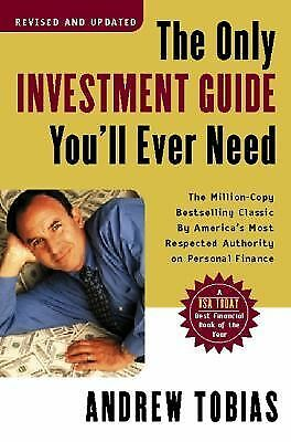 The Only Investment Guide You'll Ever Need by Tobias, Andrew