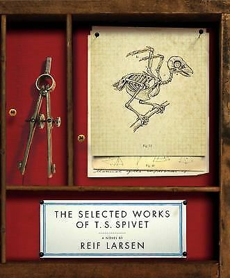 The Selected Works of T. S. Spivet - Larsen, Reif - Good Condition