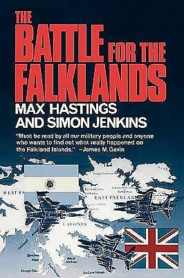 The Battle for the Falklands - Simon Jenkins, Max Hastings - Good Condition
