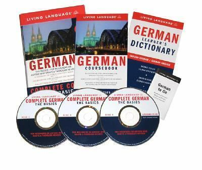 Complete German: The Basics (CD) (Complete Basic Courses) by Living Language